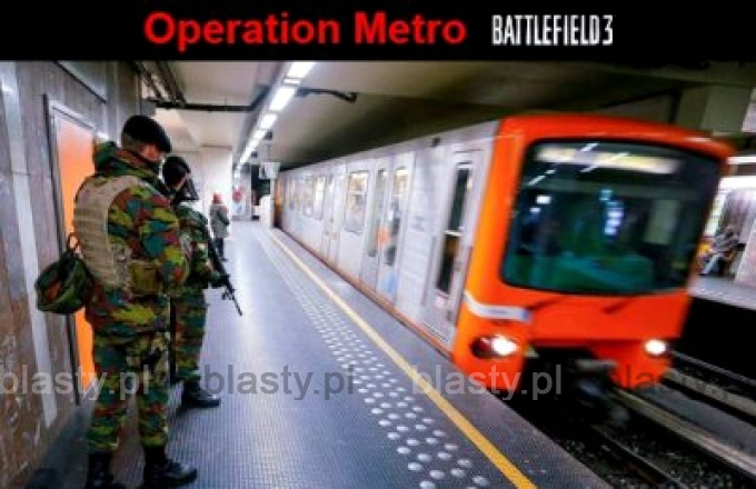 Operacja metro batellfield 3