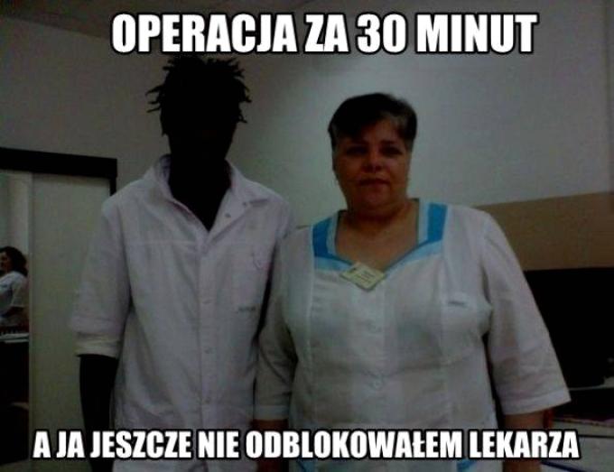 Operacja za 30 min