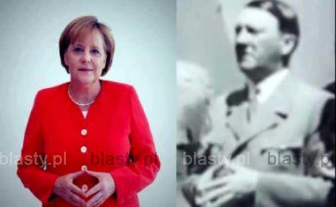 Pani Merkel