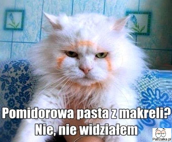 Pomidorowa pasta z makreli ?