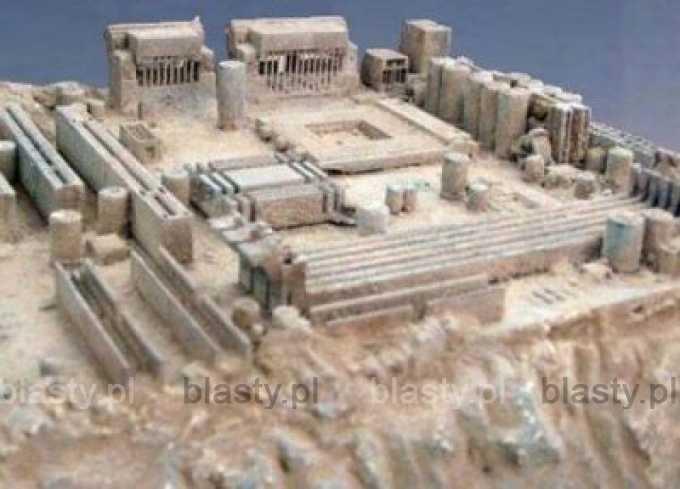 Prastara legendarna świątynia Motherboardu