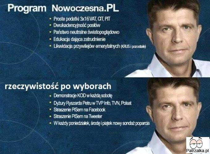 Program Nowoczesnej PL