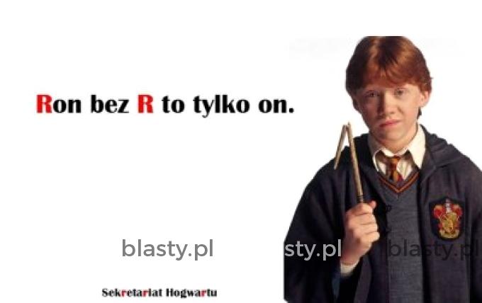 Ron bez R