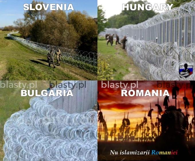 Rumunia cięta riposta na islamizację europy
