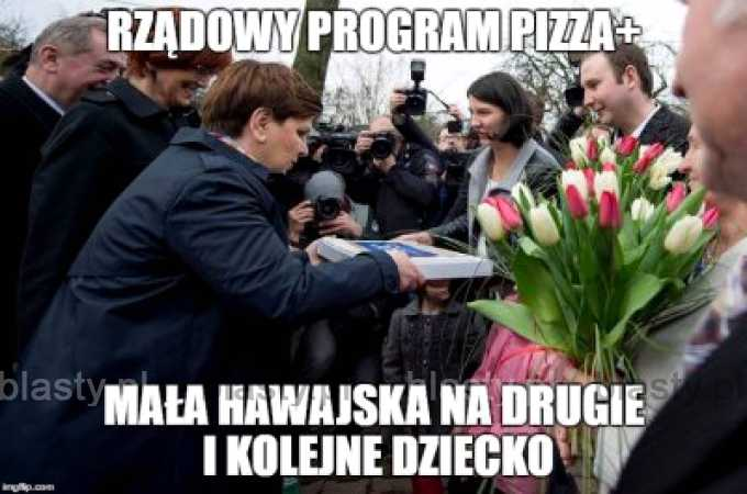 Rządowy program pizza+