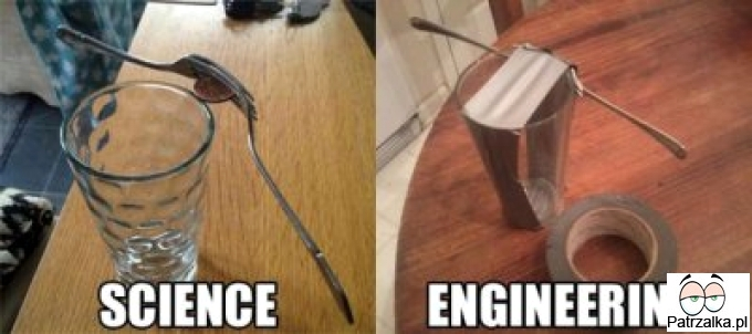 Science vs Engineering