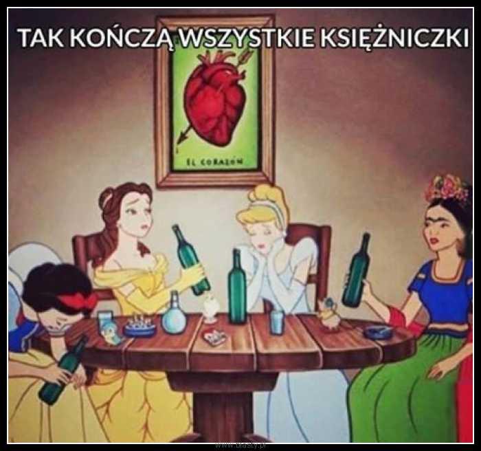 Tak kończą wszystkie księżniczki
