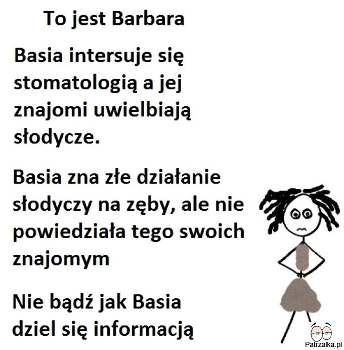 To jest Basia
