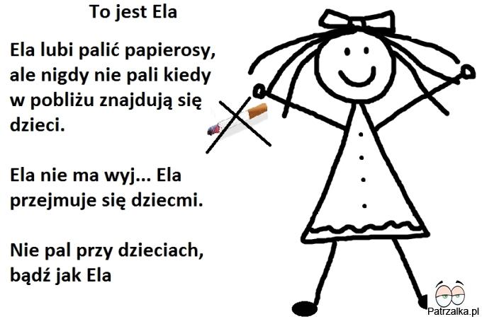 To jest Ela