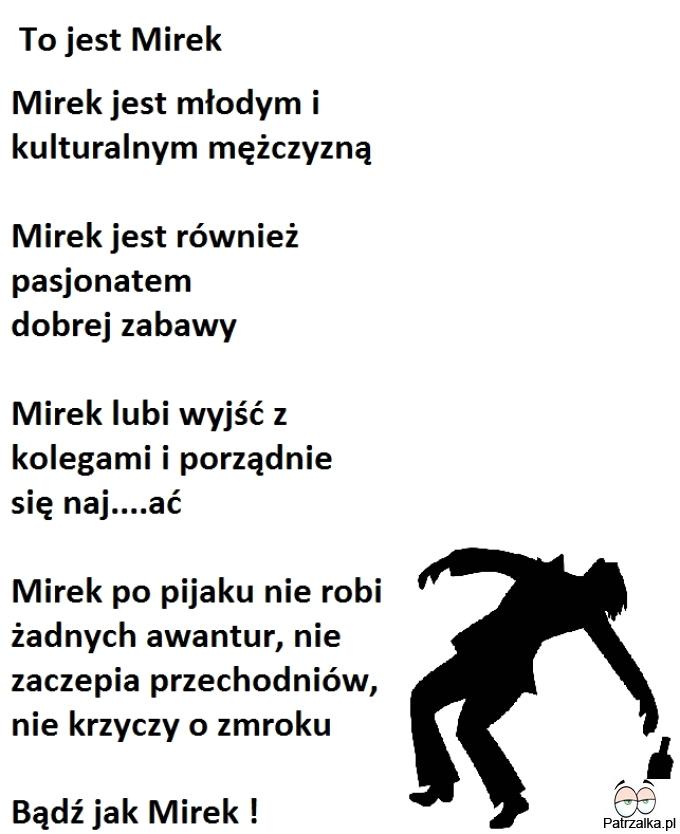To jest Mirek