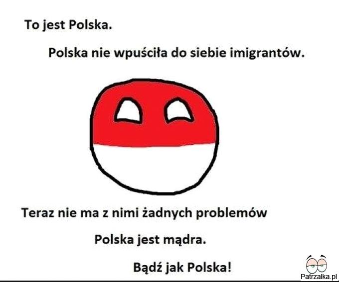To jest Polska