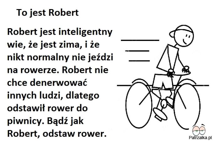 To jest Robert