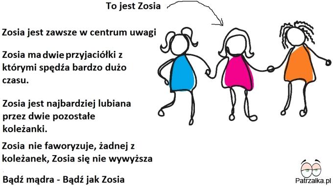 To jest Zosia