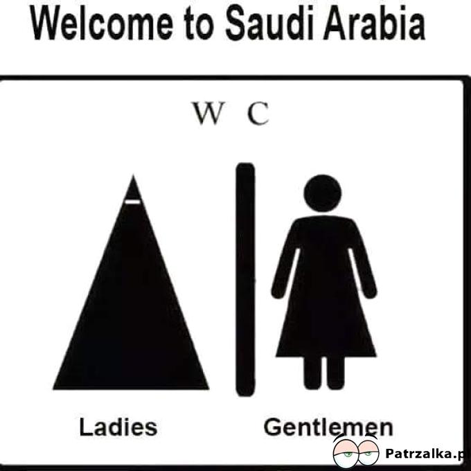 Tymczasem w Arabii Saudyjskiej