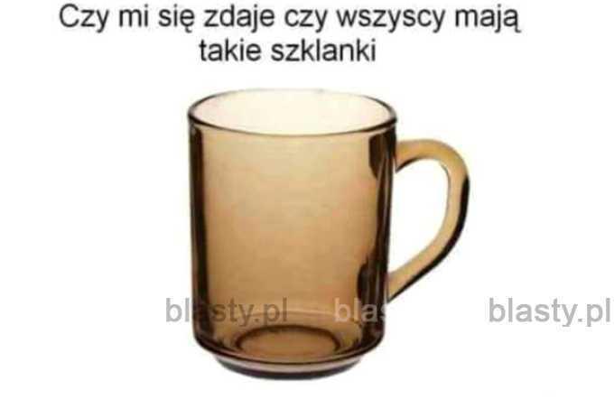 Uniwersalna szklanka każdego Polaka