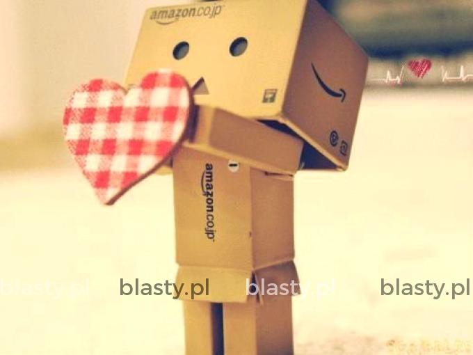 Weź tu moje serce i je złam.
