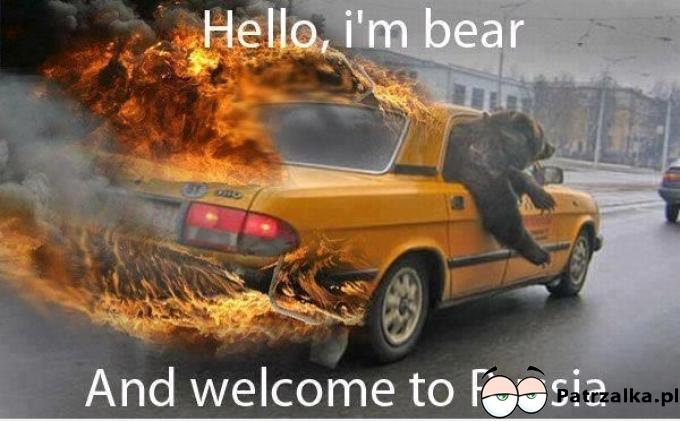 Witaj w Rosji