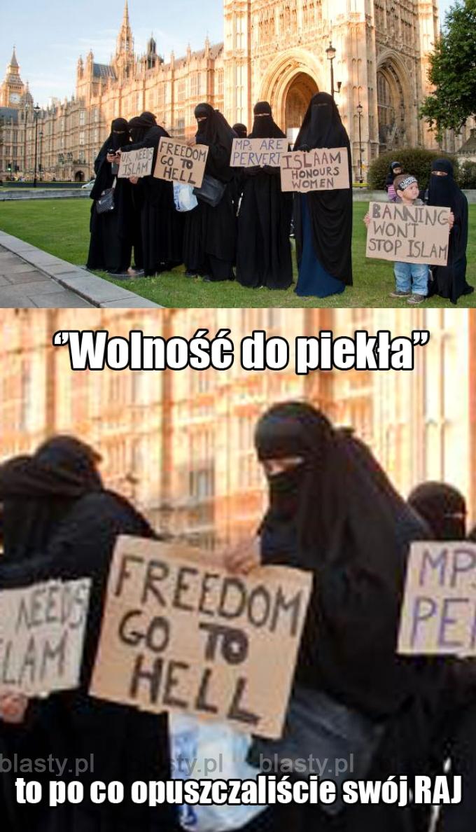 Wolność po Islamsku
