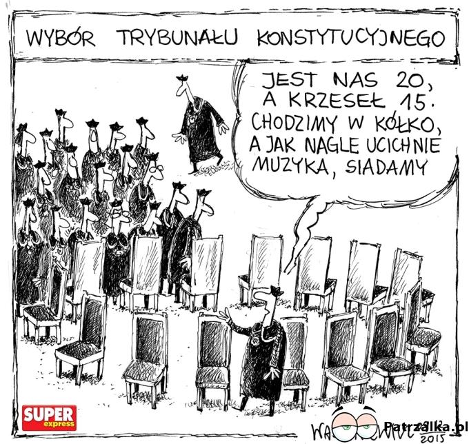 Wybór trybunału konstytucyjnego