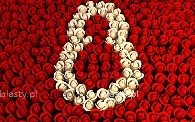 Z okazji Dnia Kobiet 8 marca zespół Blasty życzy dużo szczęcia, zdrowia i pomyślności oraz grom sukcesów.