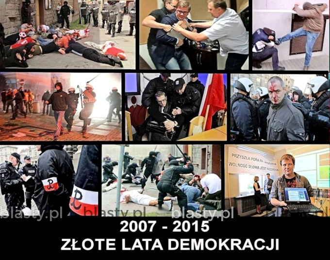 Złote lata demokracji
