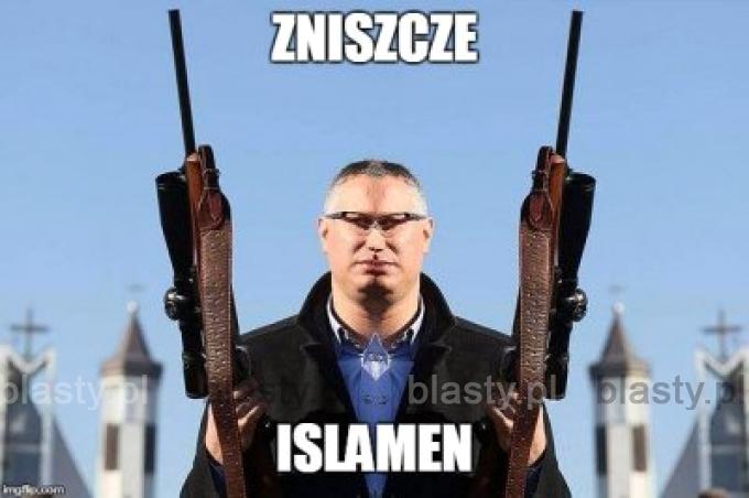 Zniszcze Islam