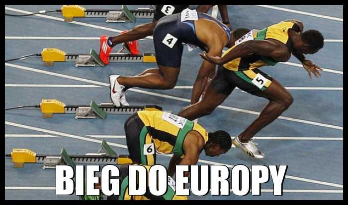 Bieg do Europy