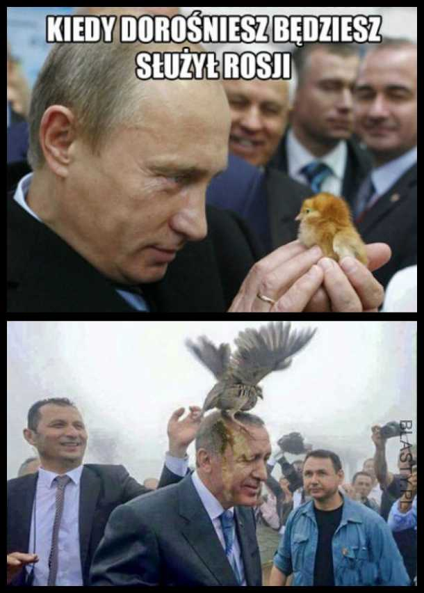 Jak dorośniesz będziesz służył Rosji