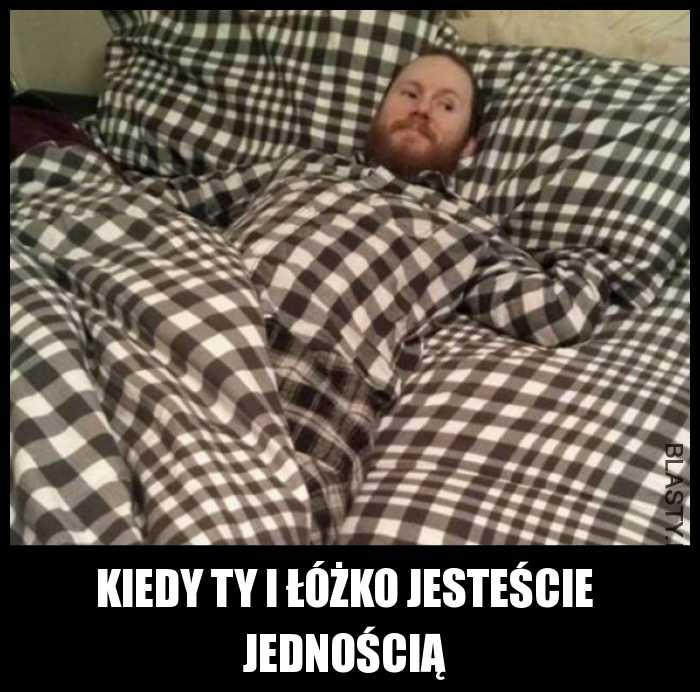 Kiedy ty i łóżko