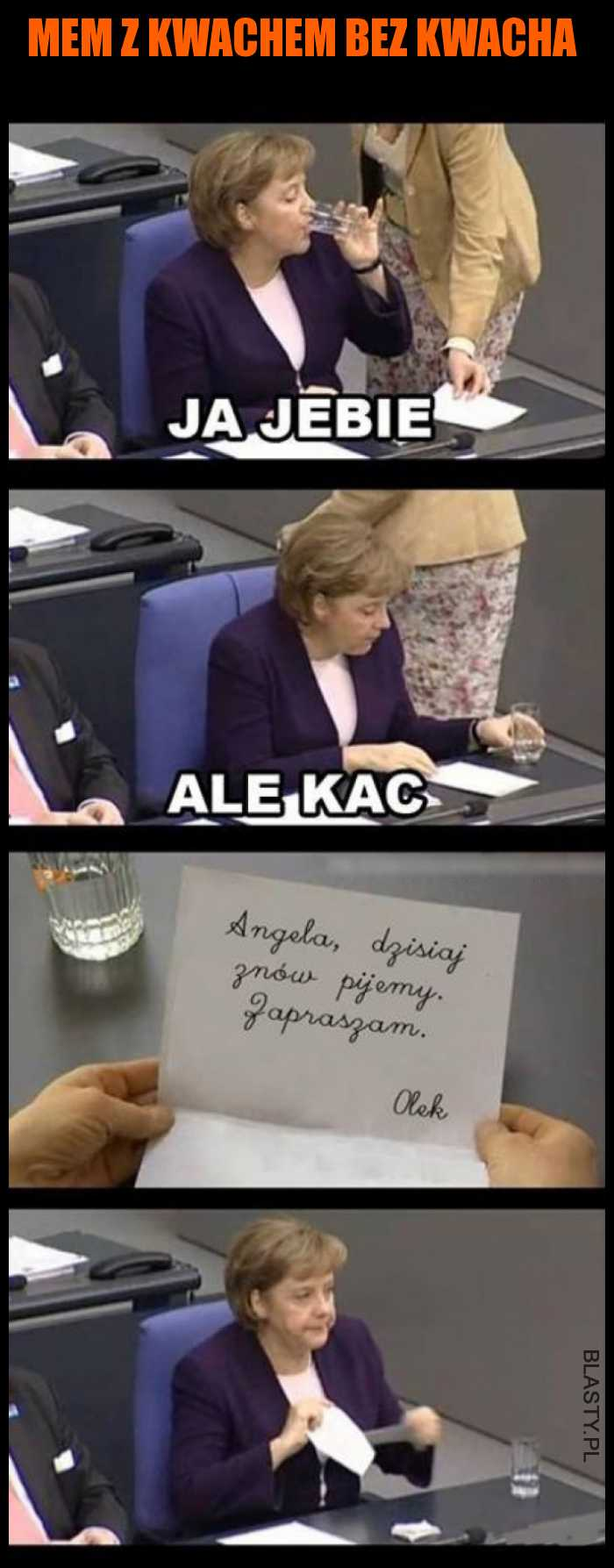 Mem z kwachem bez kwacha