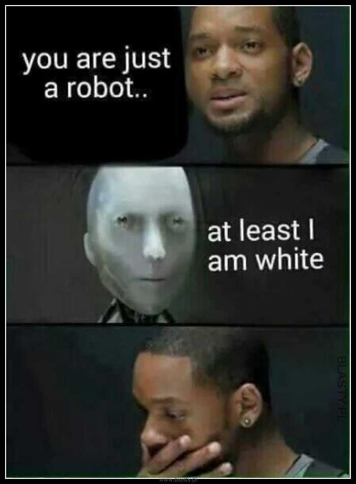Robot rasista