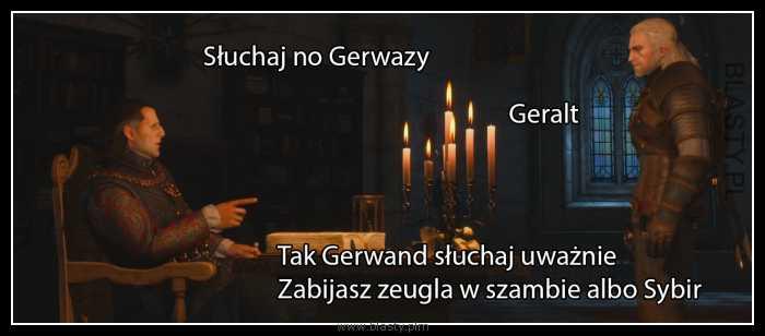 Słuchaj no gerwazy