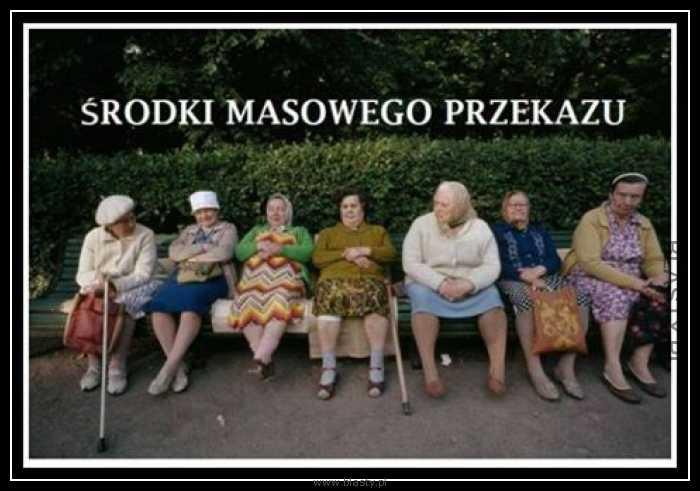 Środki masowego przekazu w Polsce