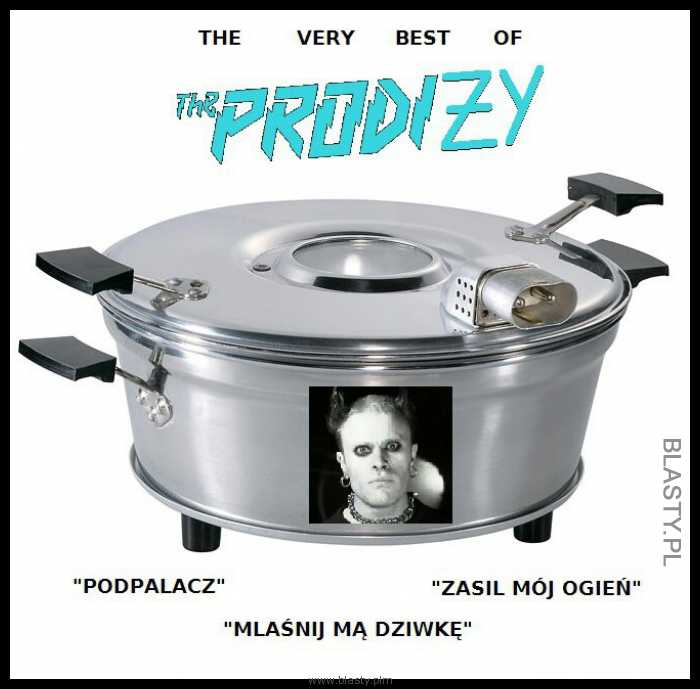 The best of prodigy