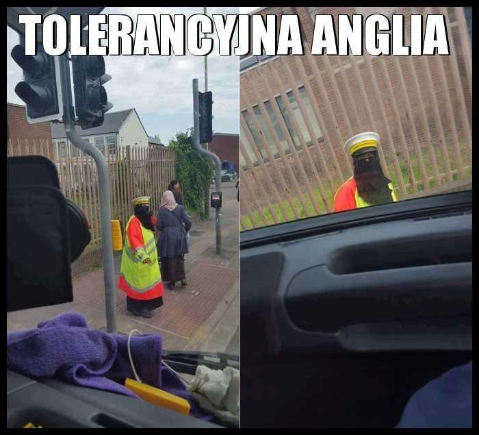 Tolerancyjna Anglia