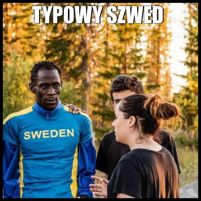 Typowy Szwed