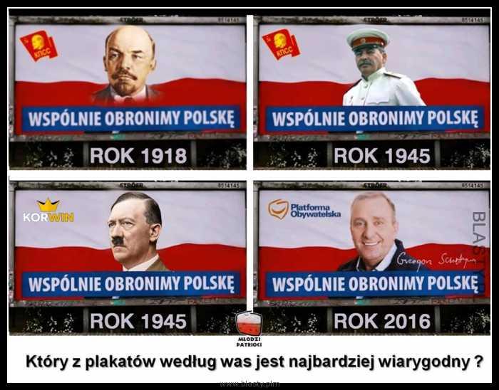 Wspólnie obronimy Polskę