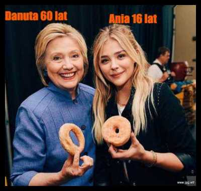 Ania vs Danuta