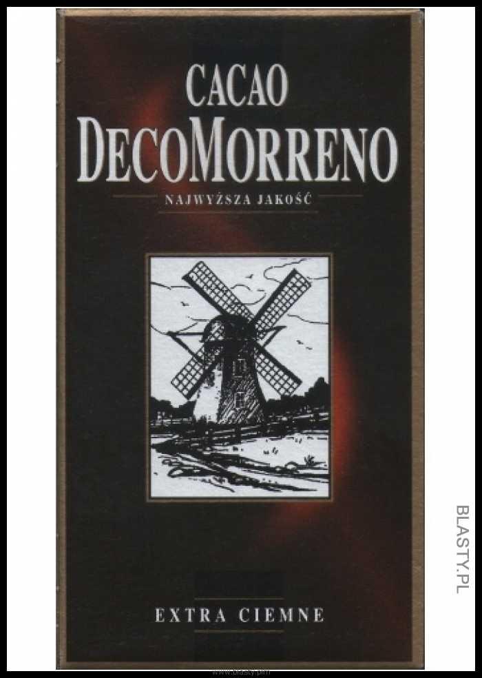 Cacao DecoMorreno