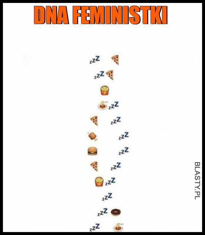 DNA Feministki