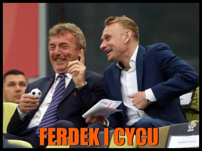 Ferdek i Cycu