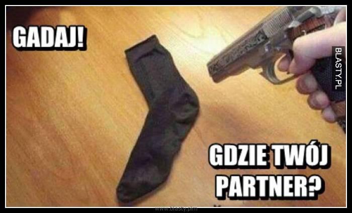 Gadaj gdzie Twoj partner