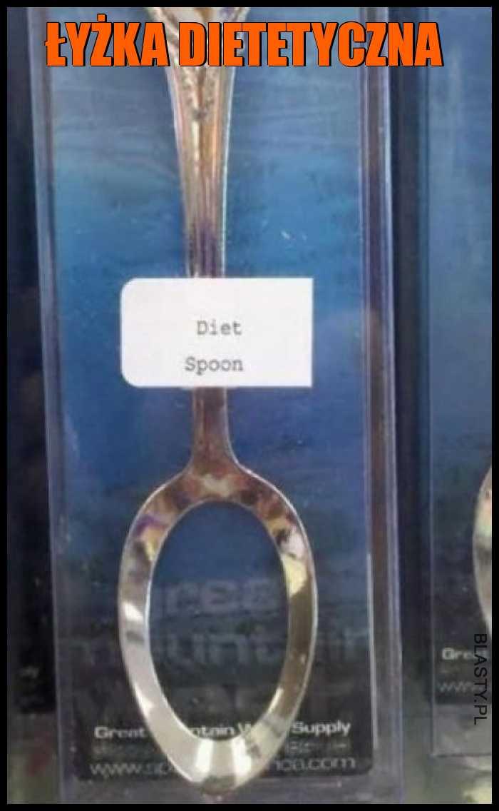 Łyżka dietetyczna