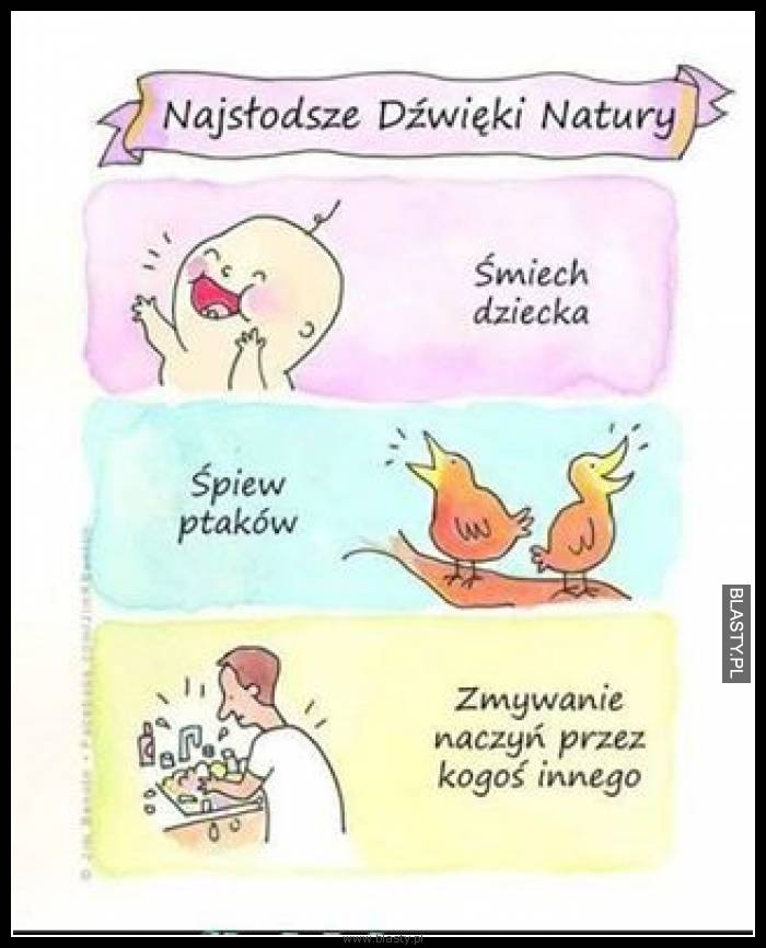 Najsłodsze dzwięki natury