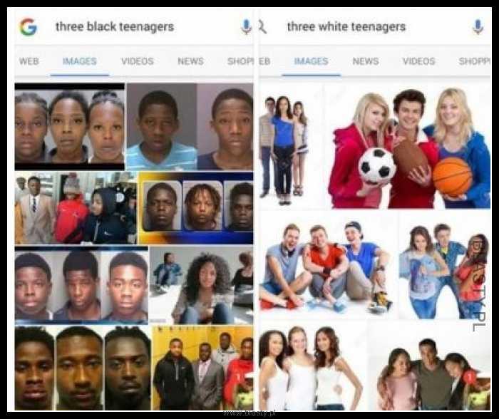 Nastolatkowie wg. wujka google