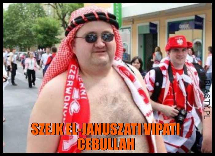 Szejk El-Januszati Vipati Cebullah