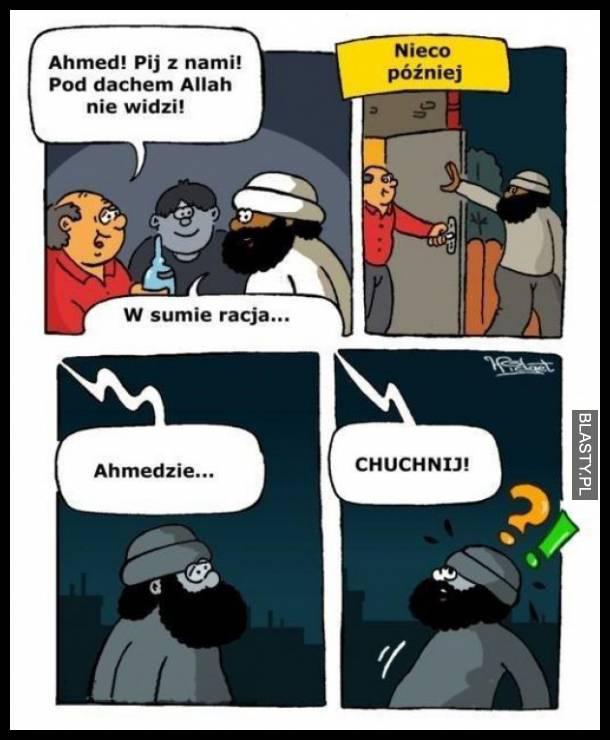 Ahmed pijok