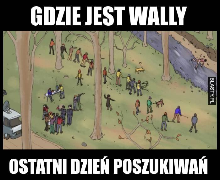 Gdzie jest Wally