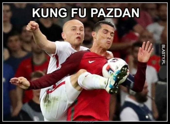 Kung fu pazdan