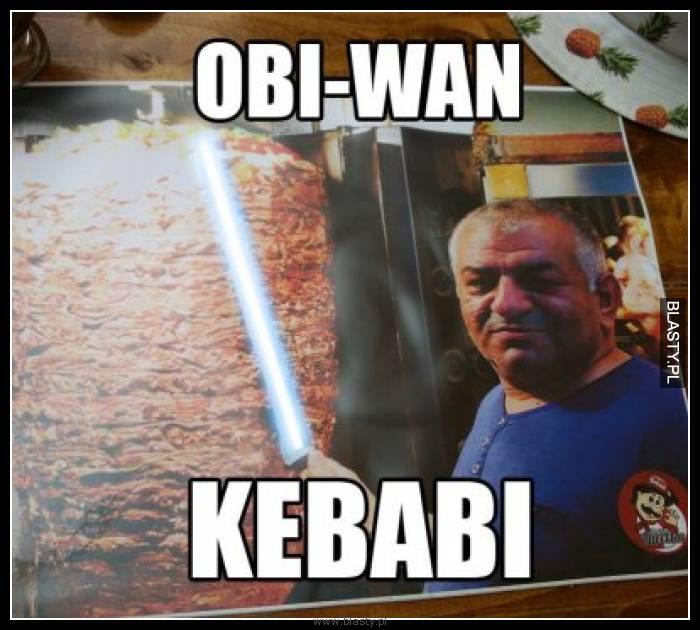 Obi - Wan Kebabi